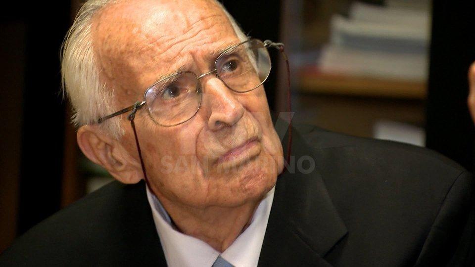 Serravalle festeggia gli 88 anni del regista sammarinese Giorgio Veronesi