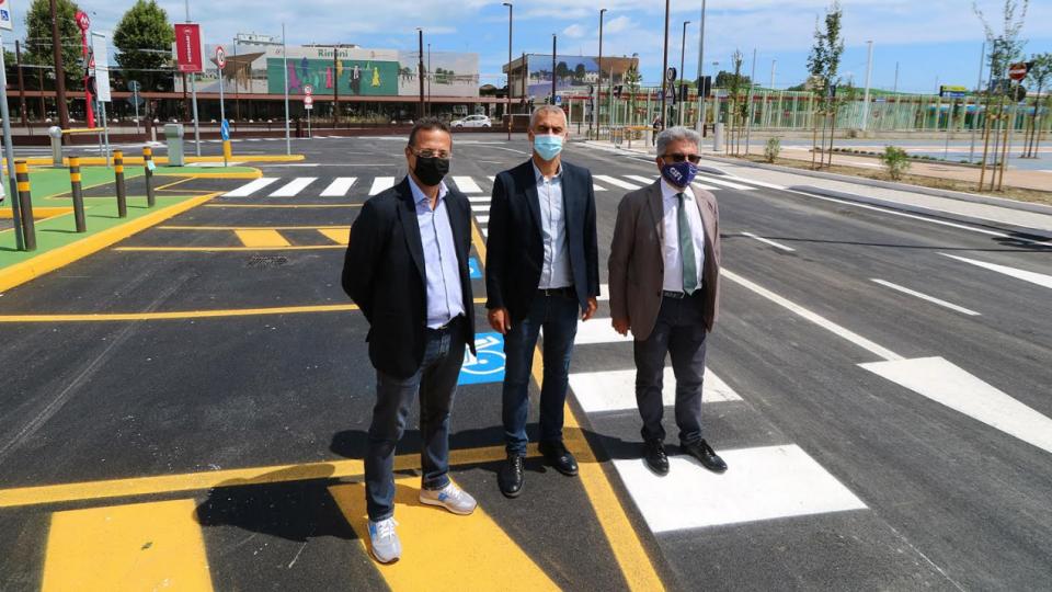 Rimini, raddoppiano i posti auto al parcheggio Metropark