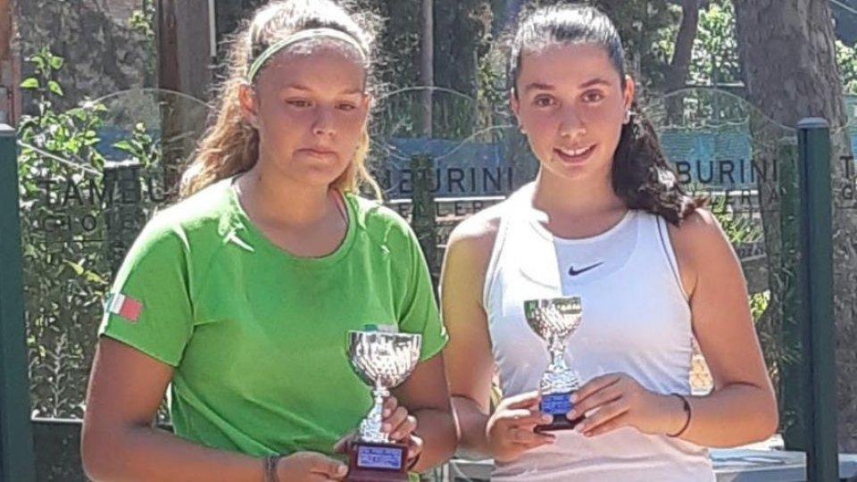 Torneo Giovanile di Viserba: Silvia Alletti cede solo in finale
