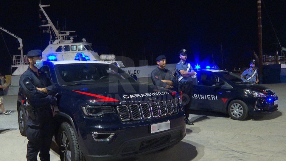 Controlli Carabinieri a Rimini