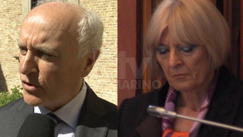 Guido Guidi e Valeria Pierfelici