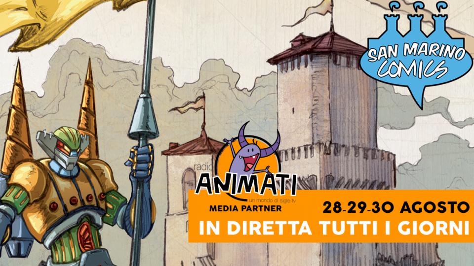 San Marino Comics 2020