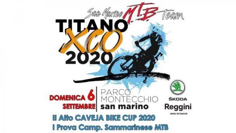 Domenica a Montecchio si corre la Titano XCO, prima prova del Campionato Sammarinese Mtb 2020