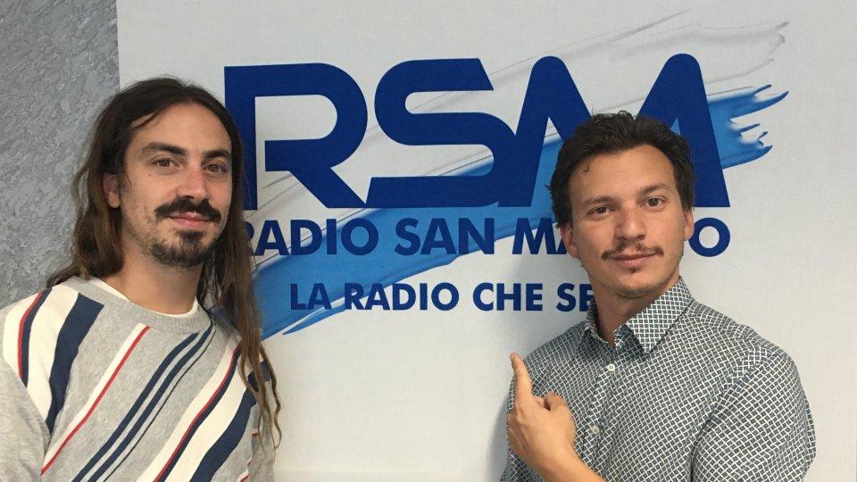 """#IOSTOCONGLIARTISTI - """"SENTI CHE ESTATE"""": Andrea Amati e Stefano Zambardino"""