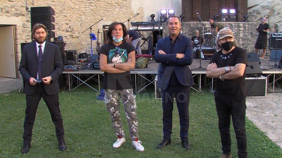 Nel video l'intervista a chitarrista Maurizio Solieri
