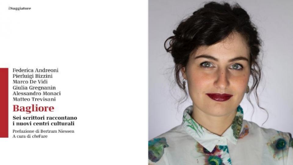 """""""Doccia fredda"""", un racconto della scrittrice sammarinese Giulia Gregnanin ambientato nei bagni pubblici di Torino"""