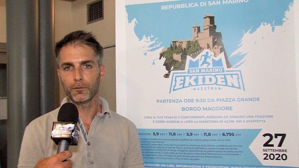 Nel video l'intervista a Samuele Guiducci, presidente Track and Field