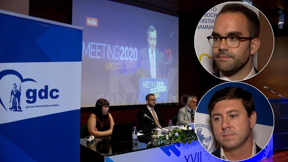 Lorenzo Bugli e Riccardo Pozzi