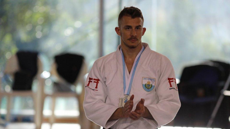 San Marino rappresentato dal judoka Persoglia all'International Session for Young Participants