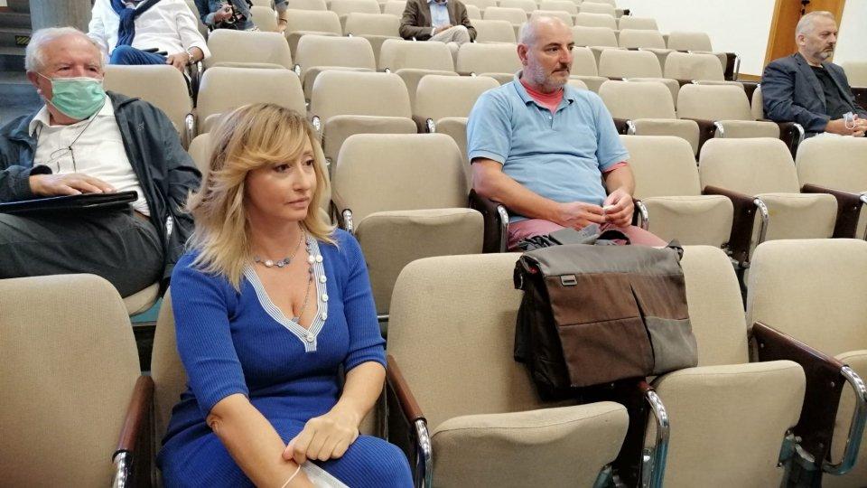 Sara Bucci e Carlo Filippini
