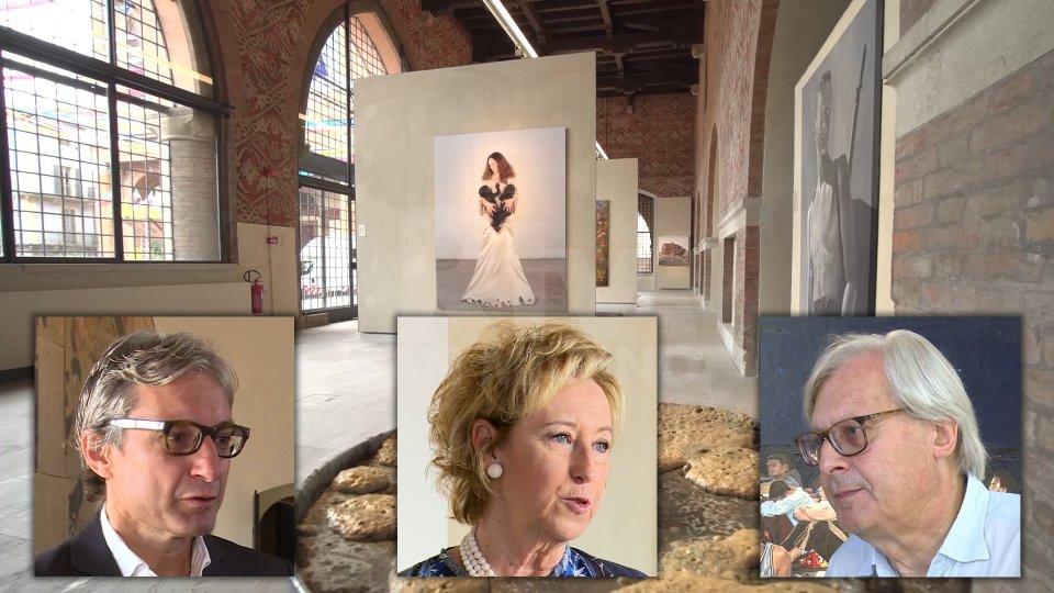 Nel servizio le interviste a Andrea Gnassi (Sindaco RImini), Letizia Moratti (co-fondatrice Fondazione San Patrignano) e Vittorio Sgarbi