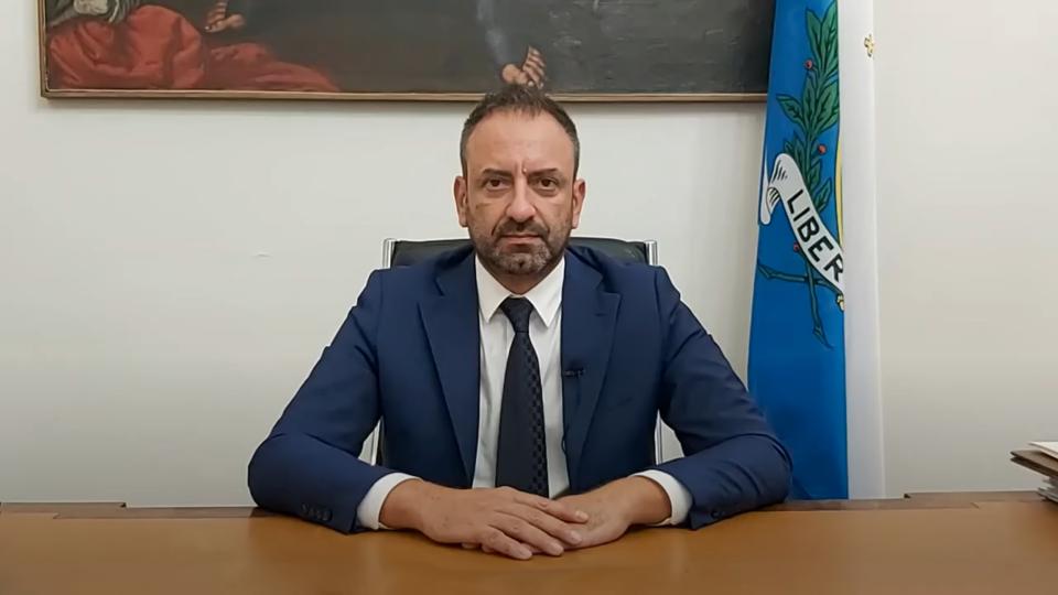 Il Segretario Luca Beccari