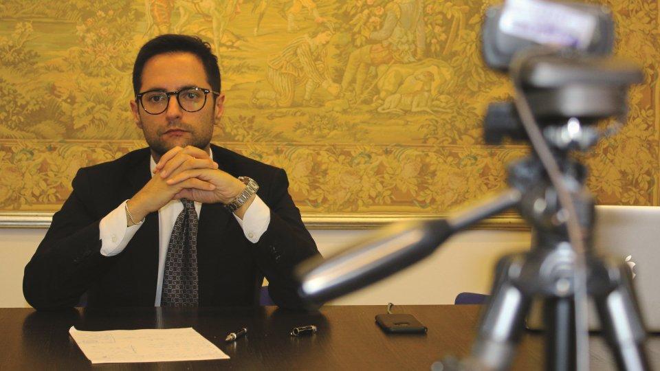 """Incontro tra Segreteria Industria e Cassa Depositi e Prestiti, Righi: """"Obiettivo la collaborazione per lo sviluppo del Paese"""""""