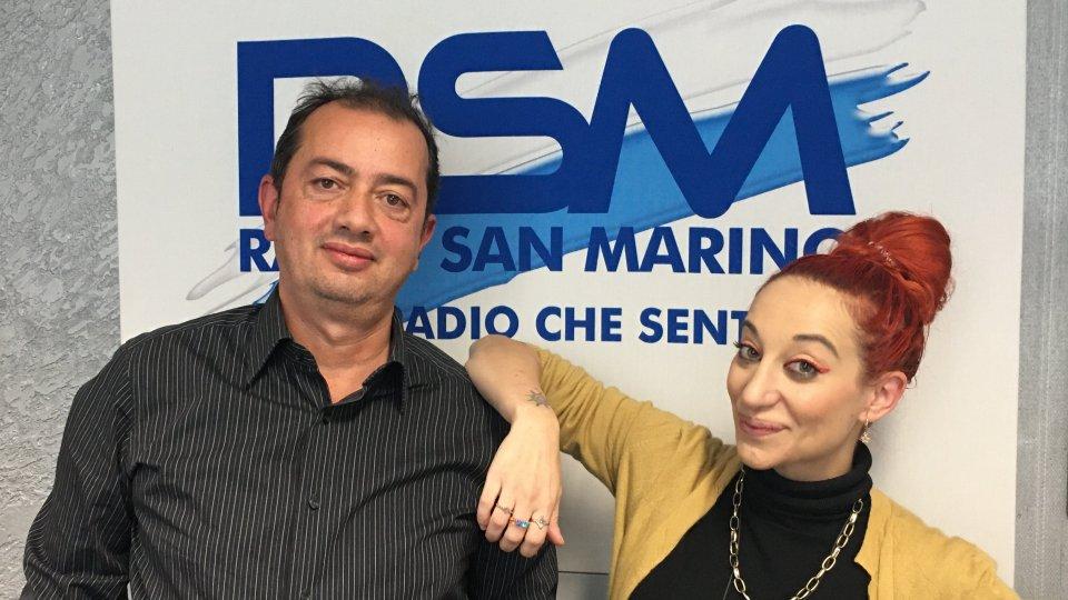 #IOSTOCONGLIARTISTI: Simone Nobili & Clarissa Vichi