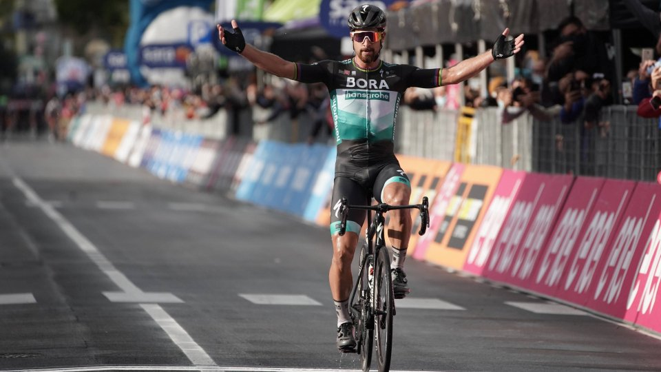 Giro: Peter Sagan vince la 10' tappa
