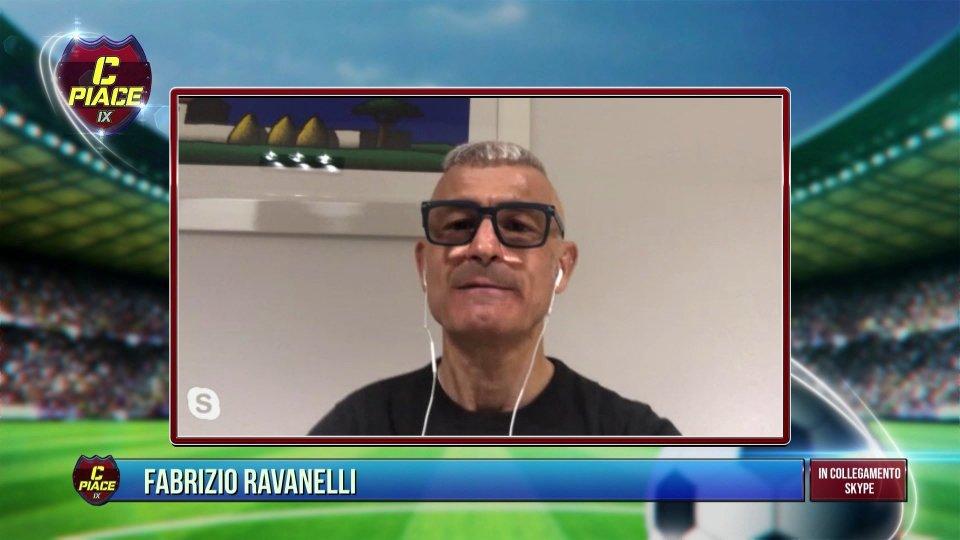 Sentiamo Fabrizio Ravanelli via Skype