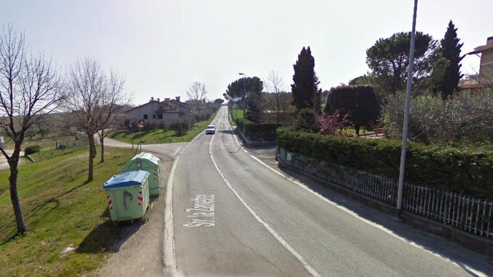 Foto: Google Maps   Strada La Zanetta