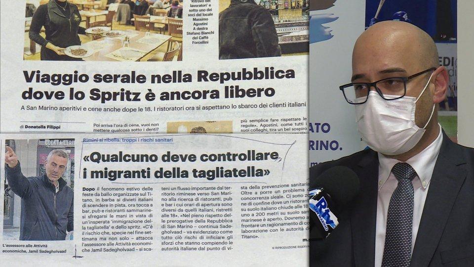 Nel servizio il commento del Segretario alla Sanità Roberto Ciavatta
