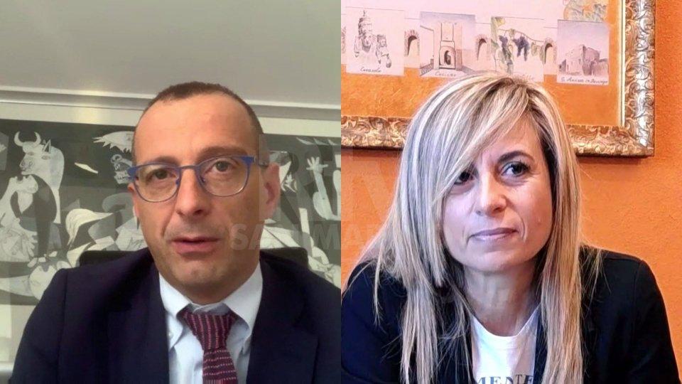 Nel video, le interviste a Matteo Ricci (sindaco di Pesaro) e a Domenica Spinelli (sindaco di Coriano)