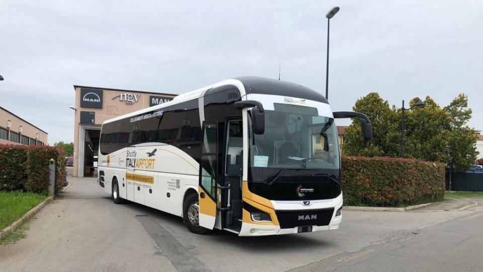 Shuttle Rimini Bologna, ultime corse prima dello stop