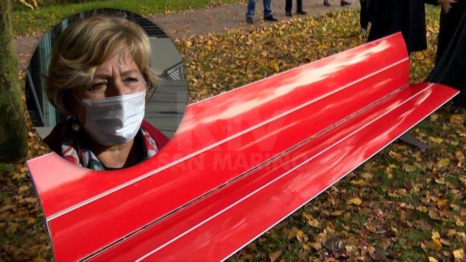 Nel video Rita Morganti