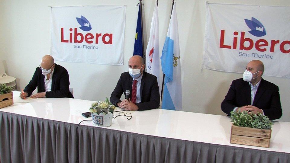 Nel servizio, l'intervista a Luca Boschi, Libera