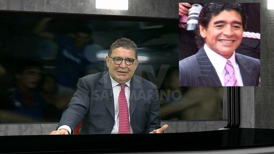 Eraldo Pecci ricorda Diego Armando Maradona