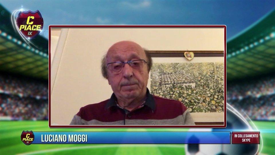 Nel video un estratto dall'intervista a Luciano Moggi