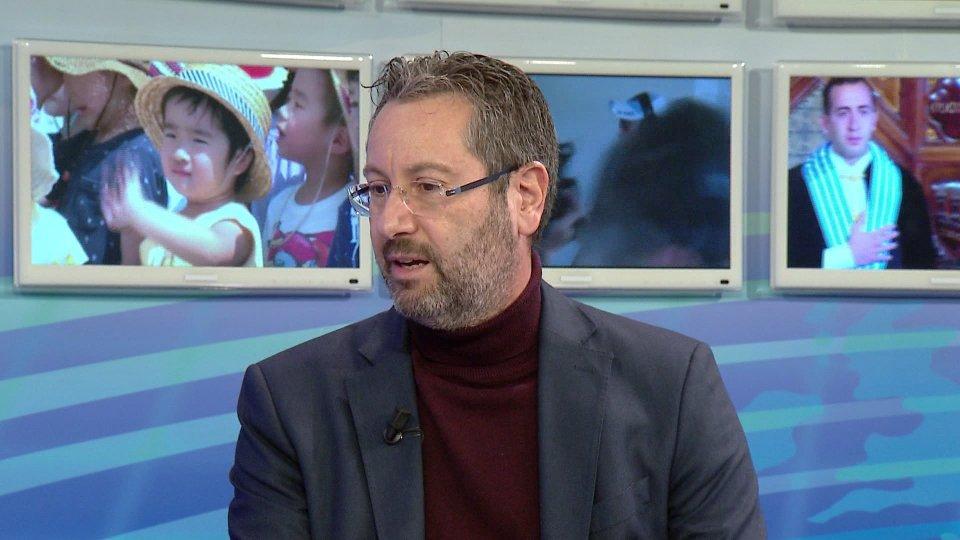 Il Segretario Gatti al Tg San Marino: settimana di confronti sulla legge di bilancio