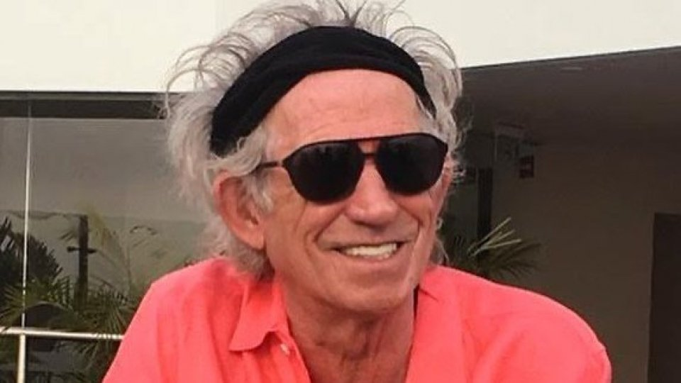 Buon compleanno a Keith Richards!