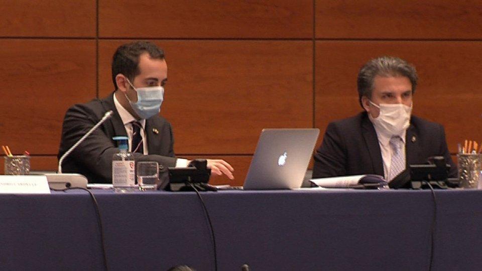 Fissata riunione dell'Ufficio di presidenza. A seguire riprenderà il dibattito sul bilancio