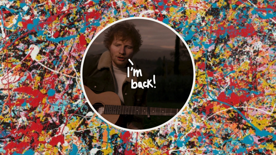 "La canzone di Natale di Ed Sheeran: ""Afterglow"""