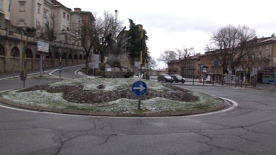 Panorama dal centro storicoImmagini dal Centro Storico