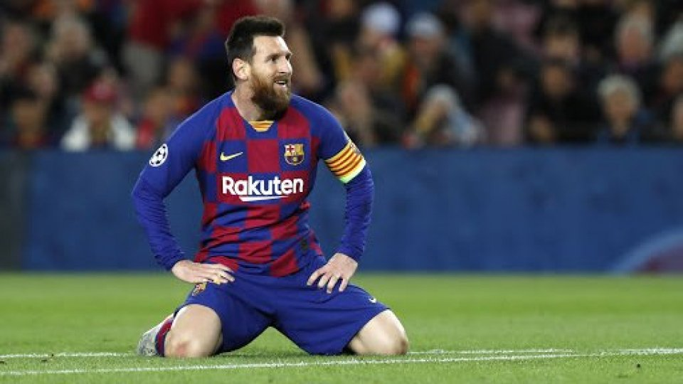 PSG, idea Messi