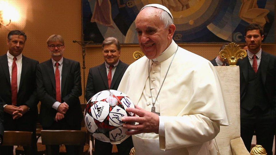 Papa Francesco giocava da portiere