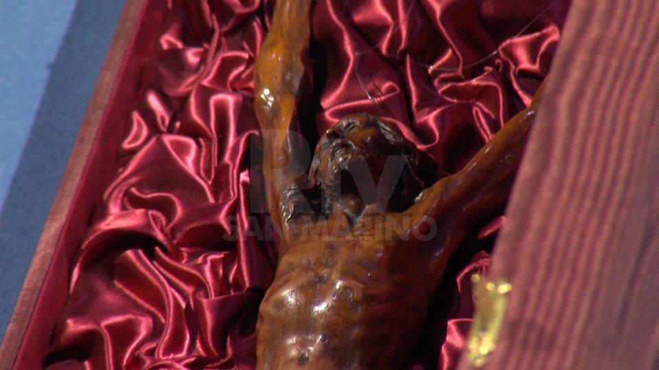 Cristo attribuito a Michelangelo: attesa la decisione del Gip di Rimini sulla confisca chiesta da Pm Ercolani e MiBACT