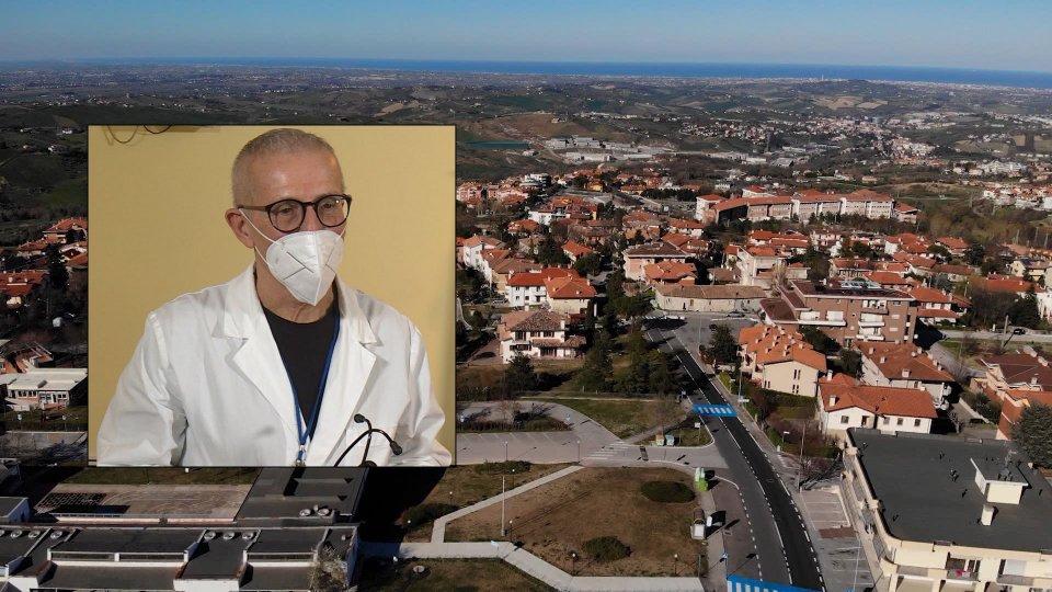 Nel servizio Massimo Arlotti