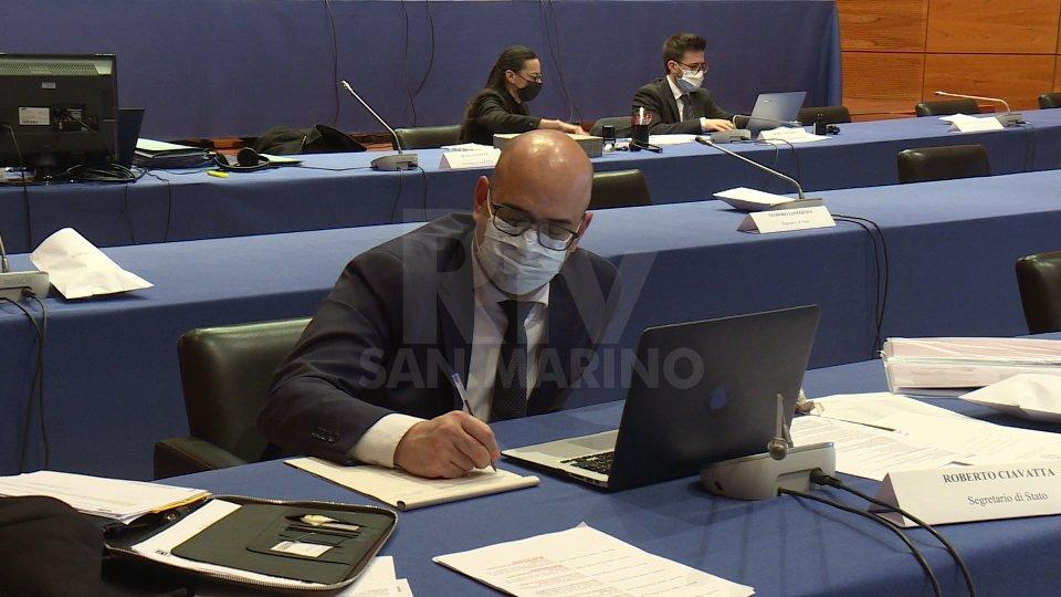 Il Segretario Roberto Ciavatta