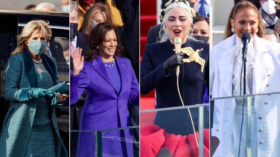 """Inauguration day: outfit """"a stelle e strisce"""" e un po' di orgoglio romagnolo con la Ferretti"""