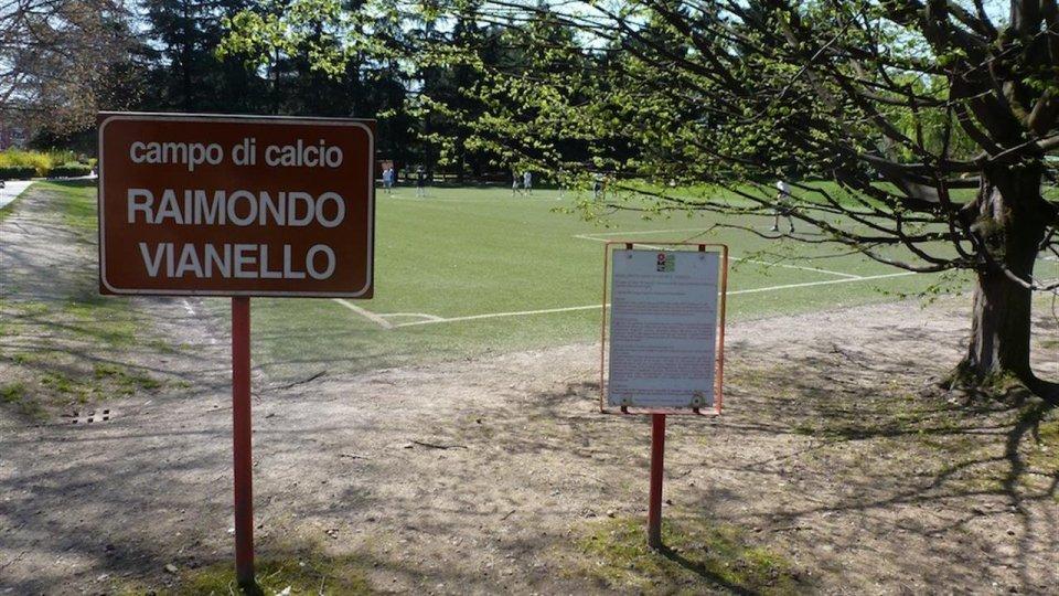 Ho giocato a calcio con Raimondo Vianello
