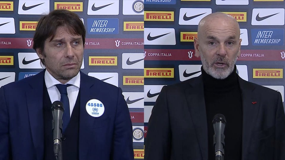 Sentiamo Antonio Conte e Stefano Pioli