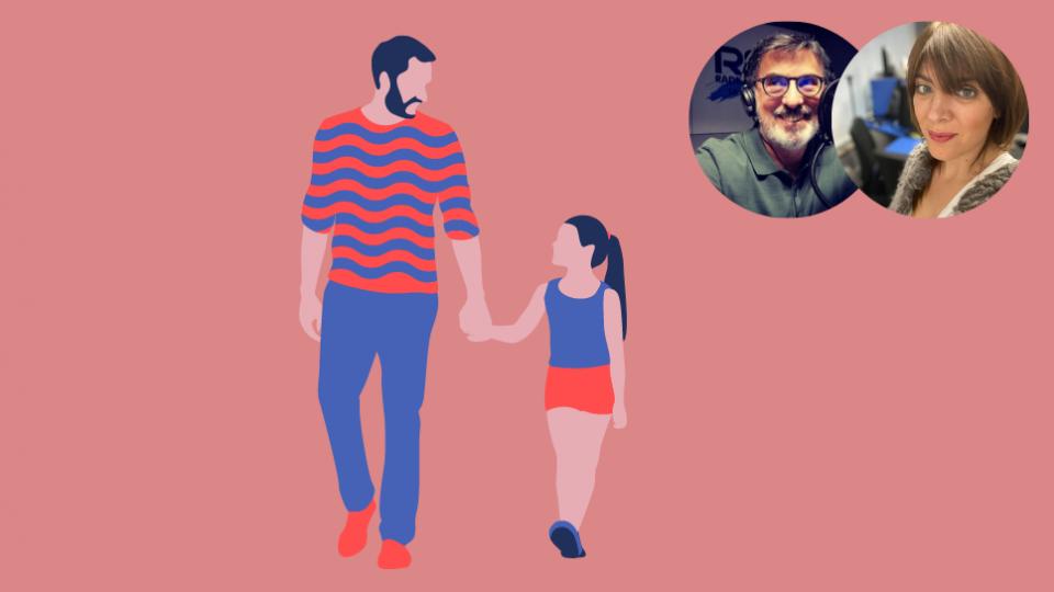 Un papà moderno detta le regole per uscire con le sue figlie