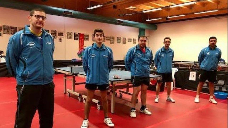 Tennis Tavolo: la Juvenes torna vincitrice dalla trasferta a Forli