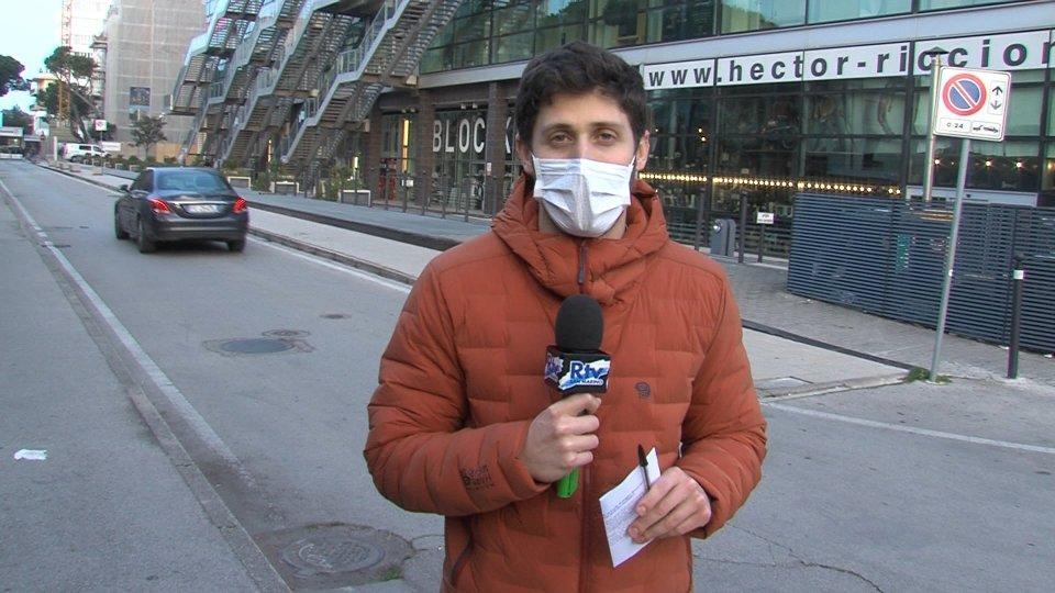 Nel servizio l'intervista a Jamil Sadegholvaad (Assessore sicurezza e legalità Rimini)