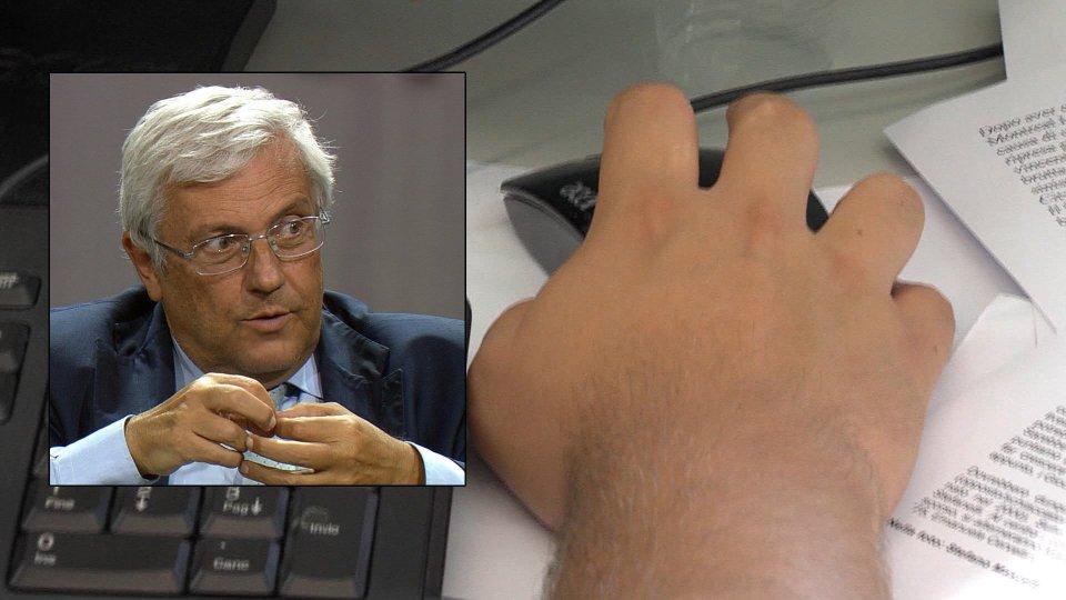 In collegamento telefonico Carlo Verna