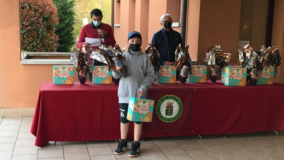 Giacomo Gasperoni vince la gara federale di Castel San Pietro