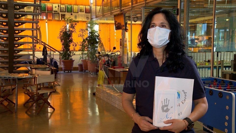 Nel servizio l'intervista ad Alda Valentini (Amministratore gruppo Podium)