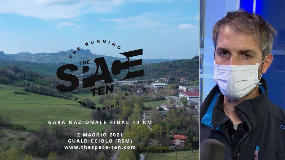 Nel video l'intervista a Samuele Guiducci, Presidente Track&Field San Marino