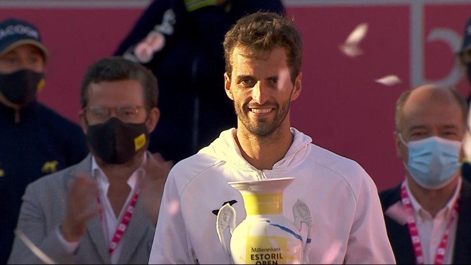 L'ATP 250 di Estoril ad  Albert Ramos-Vinolas