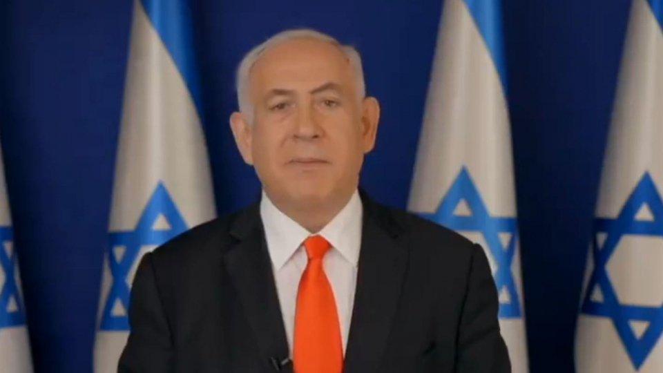 @netanyahuLa corrispondenza di Massimo Caviglia